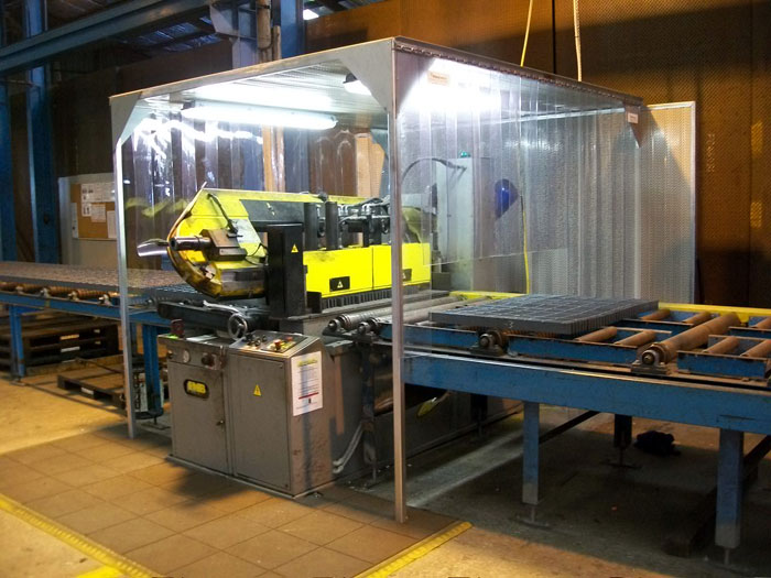 Soundproof Covers For Band Saws