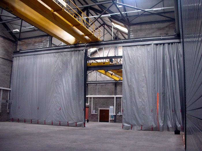 Contamination Control Flexshield